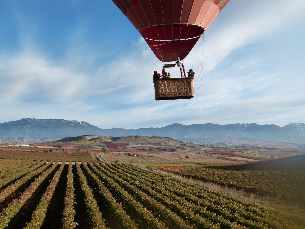 Foto: La Rioja / Turespaña, kancelář pro cestovní ruch OET Vídeň